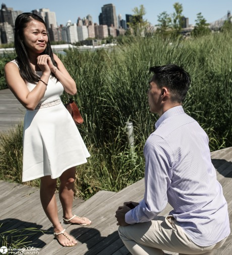 Nelson & Jenny's Surprise Proposal