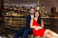 Diego & Kathy's surprise proposal - W-105