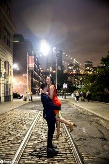 Diego & Kathy's surprise proposal - W-114