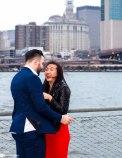 Diego & Kathy's surprise proposal - W-19