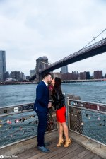 Diego & Kathy's surprise proposal - W-35