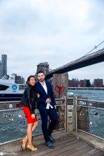 Diego & Kathy's surprise proposal - W-38