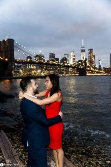 Diego & Kathy's surprise proposal - W-82