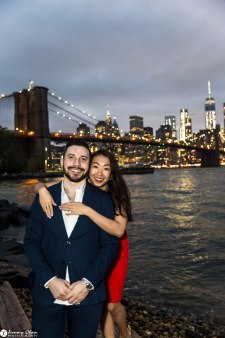 Diego & Kathy's surprise proposal - W-84