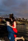 Diego & Kathy's surprise proposal - W-87