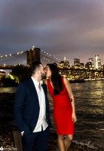 Diego & Kathy's surprise proposal - W-91