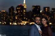 Hans and Nidhi Surprise Proposal - W-117