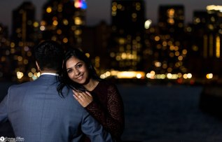 Hans and Nidhi Surprise Proposal - W-120