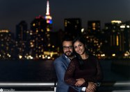 Hans and Nidhi Surprise Proposal - W-122