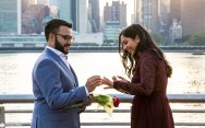 Hans and Nidhi Surprise Proposal - W-23