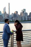 Hans and Nidhi Surprise Proposal - W-36
