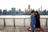 Hans and Nidhi Surprise Proposal - W-46