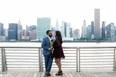 Hans and Nidhi Surprise Proposal - W-81