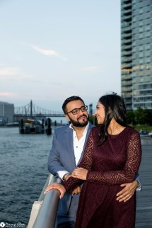 Hans and Nidhi Surprise Proposal - W-85