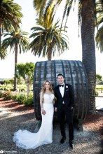 Johnny and Yoshi's Wedding - B+G - W-73