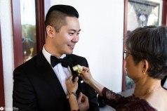 Johnny and Yoshi's Wedding - Ceremony - W-2