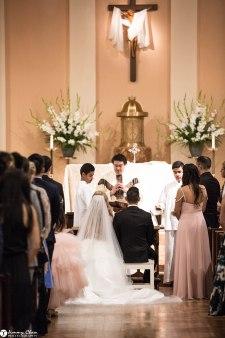 Johnny and Yoshi's Wedding - Ceremony - W-57