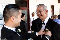 Johnny and Yoshi's Wedding - Ceremony - W-7