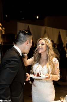 Johnny and Yoshi's Wedding - Reception - W-304