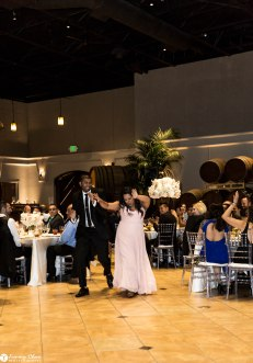 Johnny and Yoshi's Wedding - Reception - W-39
