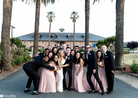 Johnny and Yoshi's Wedding - Wedding Party - W-108