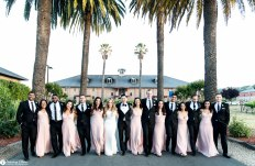 Johnny and Yoshi's Wedding - Wedding Party - W-82