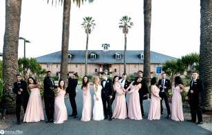 Johnny and Yoshi's Wedding - Wedding Party - W-93