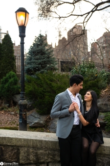 Nikhil & Astha Surprise Proposal - W-64