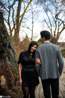 Nikhil & Astha Surprise Proposal - W-71